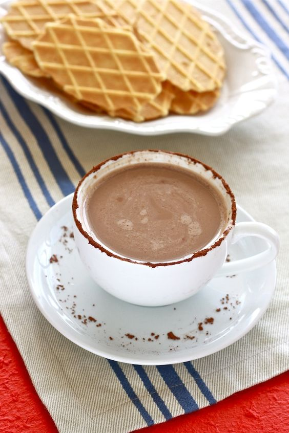 10 Unique Hot Chocolate Ideas