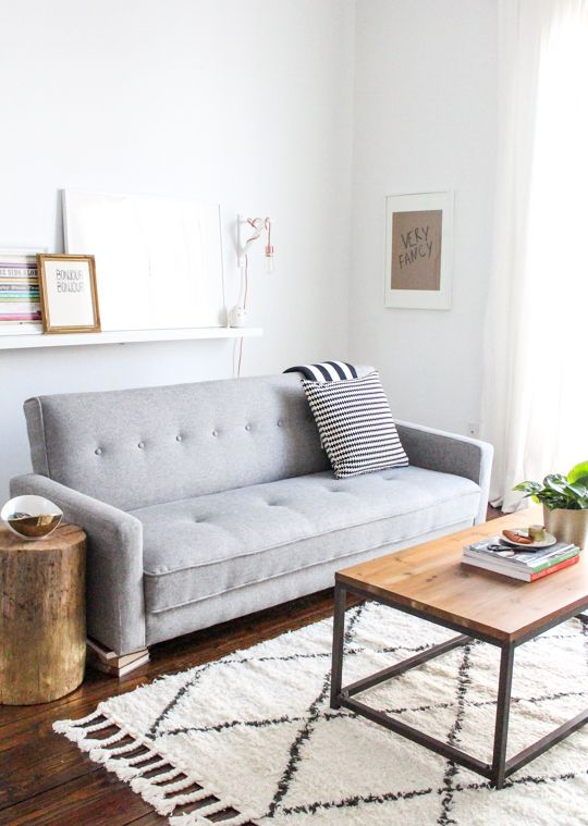 10 things you need in your first apartment
