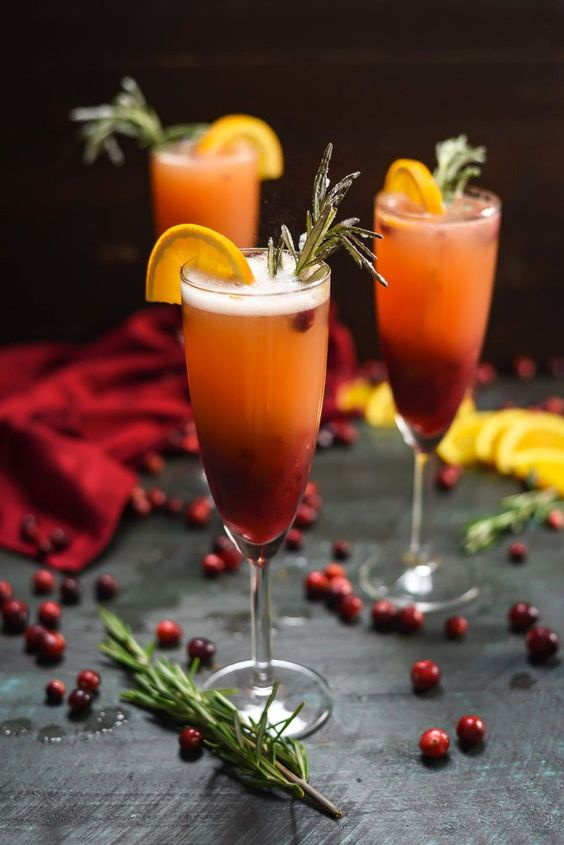 These Winter Cocktails Will Make Family Holidays Bearable