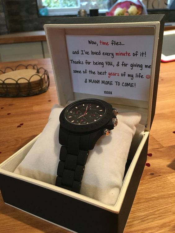 Romantic Gift Ideas For Your Boyfriend That Scream I Love You
