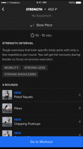These 5 Exercise Apps Will Help Keep You In Shape When Its Too Cold For The Gym