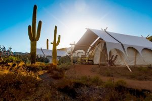 10 Best Glamping Campgrounds To Check Out This Winter Break