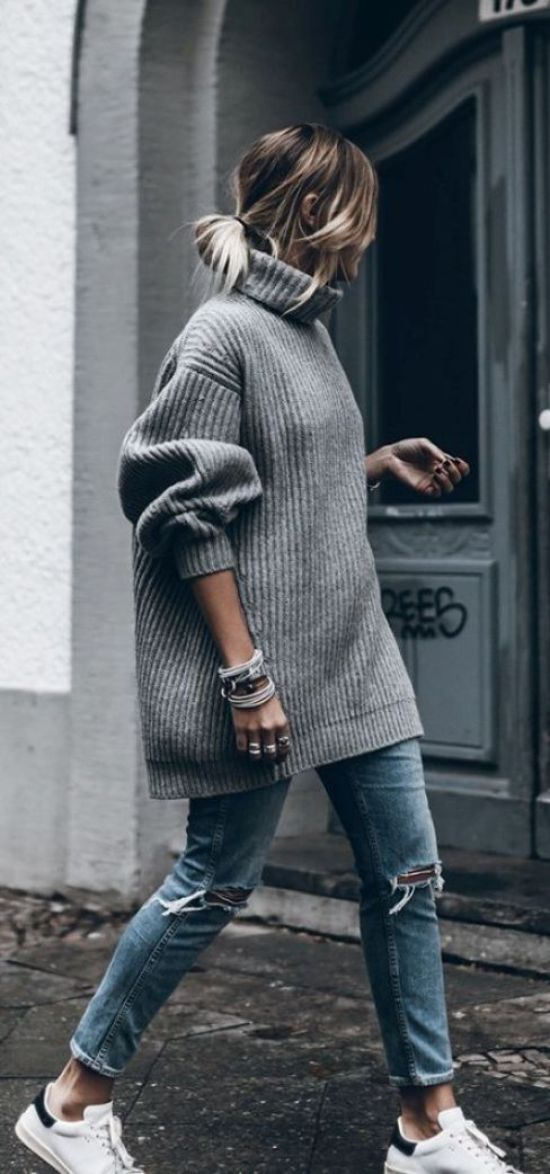 15 Sweater Outfits To Inspire You This Winter