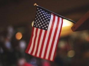 USA flag hospitality internship