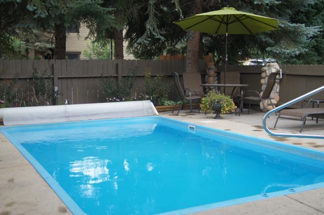 Aspen Mountain Lodge - piscina