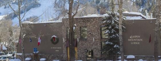 Aspen Mountain Lodge - exterior