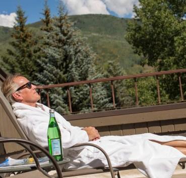 Aspen Mountain Lodge - varanda