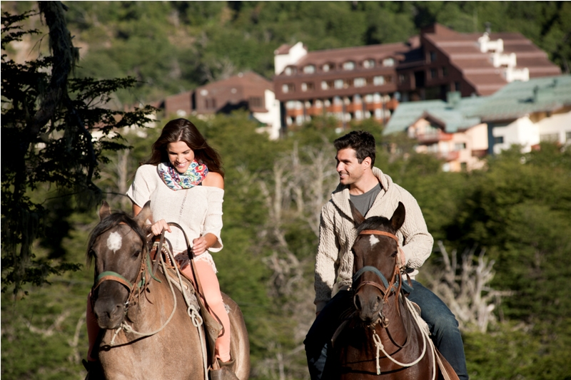 Cavalgada - Chillán no Verão