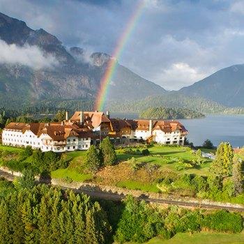 Llao Llao Golf Resort - Bariloche, Argentina