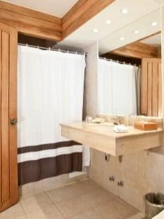 Hotel Valle Nevado - banheiro