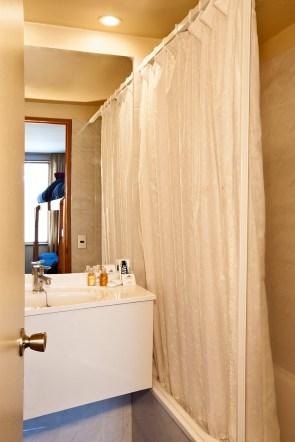 Hotel Tres Puntas - Banheiro