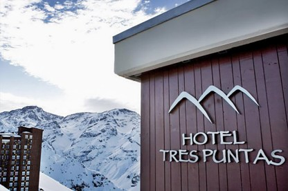 Hotel Tres Puntas - Exterior
