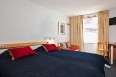 Hotel Tres Puntas - dormitório