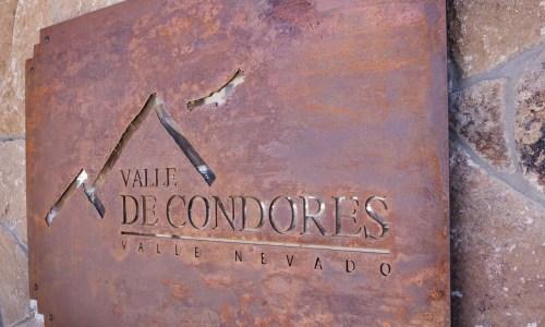 Valle de Condores - Valle Nevado - Chile