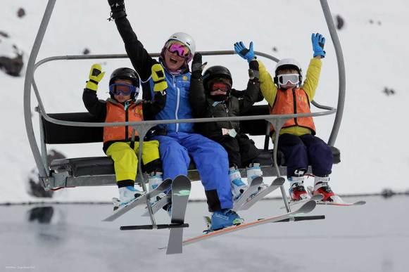 Ski Portillo - Chile