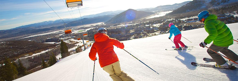 Ski The Canyons