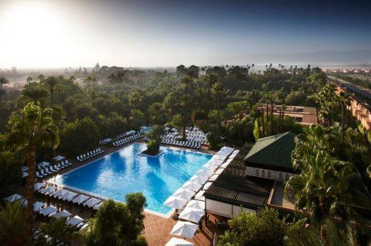 Hotel La Mamounia 10