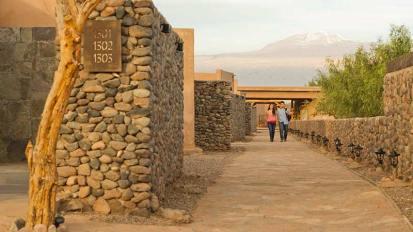 Cumbres Atacama_Exterior