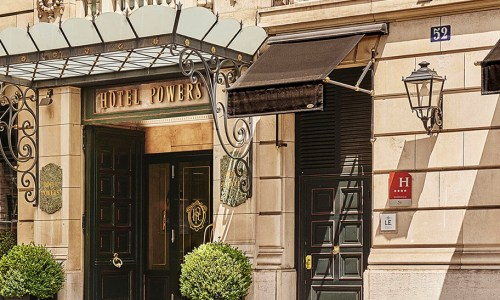 Hotel Powers, Paris