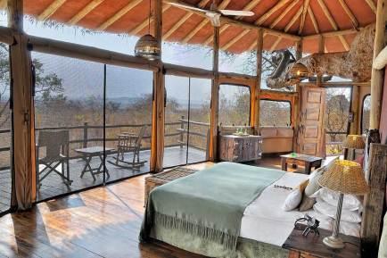 Treetops Lodge - Tarangire, Africa