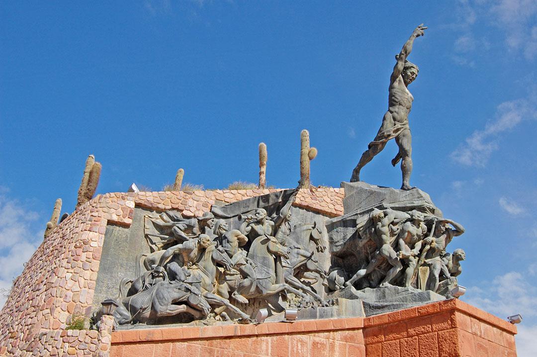 Monumento aos Heróis da Independência, Jujuy - Argentina