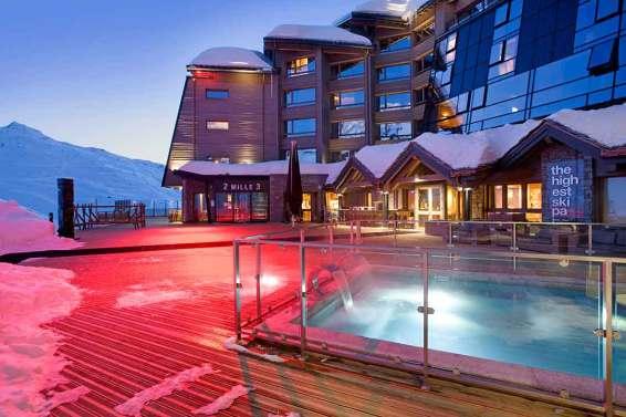 Hotel Altapura in Val Thorens, France