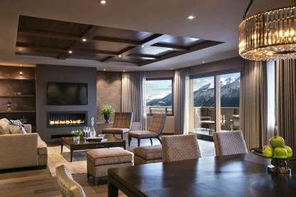 Suite Apartment Living Room