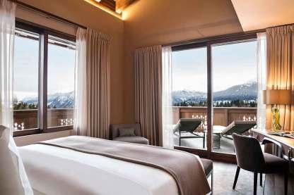 Suite Apartment - Master Bedroom