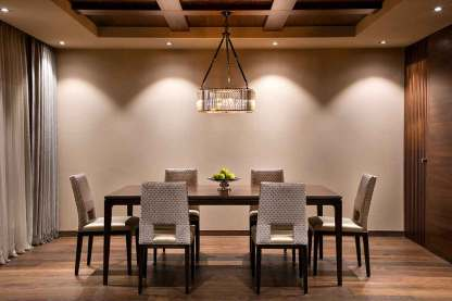 Suite Apartment Dining