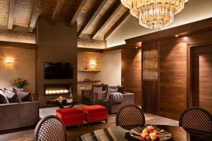 Living Room - Suite Apartamento 7
