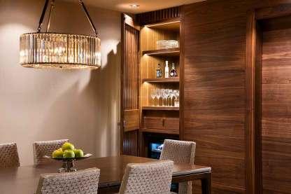 Suite Apartment Bar