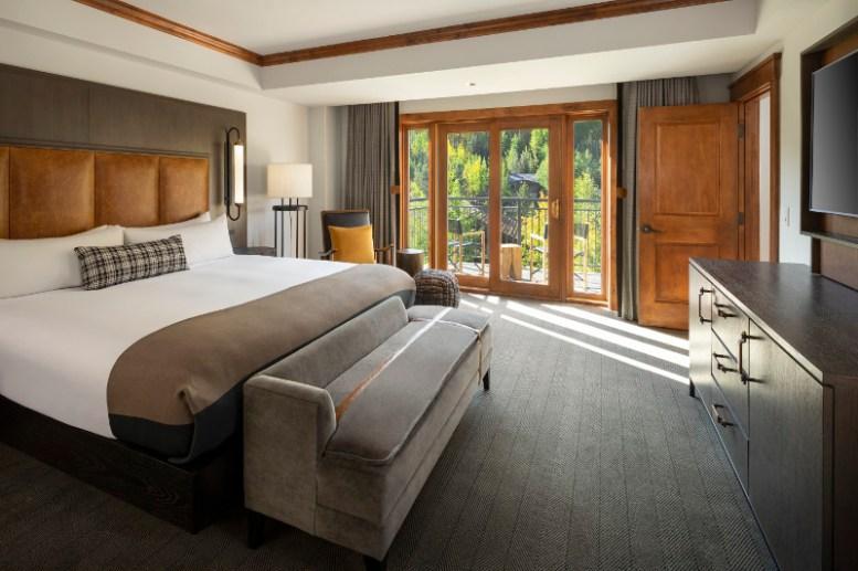 Timberline Suite Bedroom