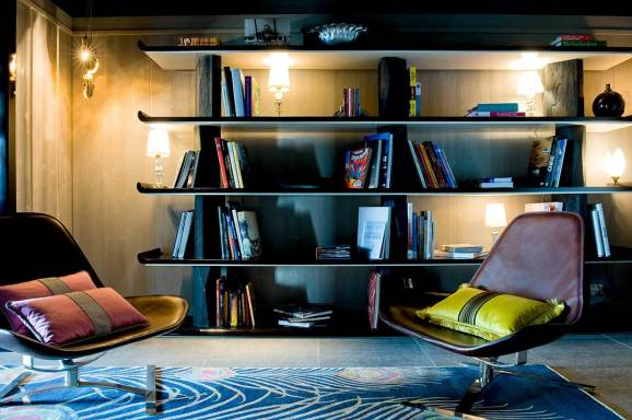 LaSivoliere-Library