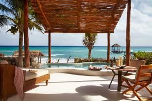 Viceroy Riviera Maya - Beachfront-Villa-Views