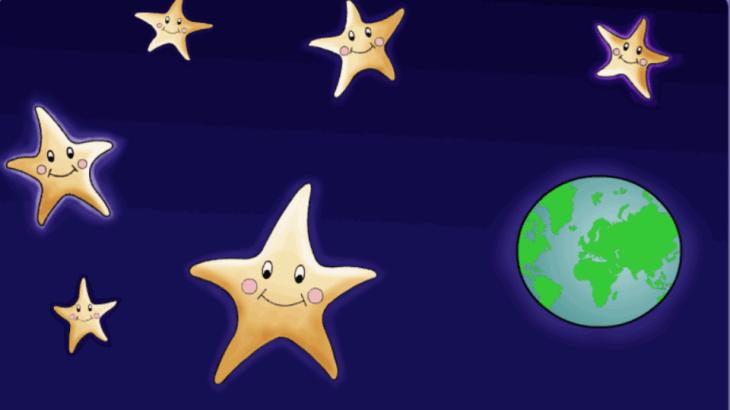 「世界のニュースから」第14号 ~Mother Gooseの世界 そのさん きらきら星(Twinkle Twinkle Little Star)~