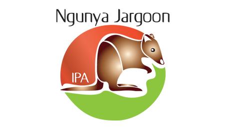 Ngunya Jargoon Final Logo Design