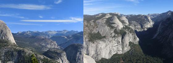 More Yosemite vistas