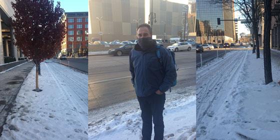 Cold in Denver