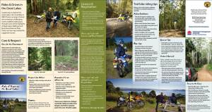 Great Lakes z-card for trail bikes