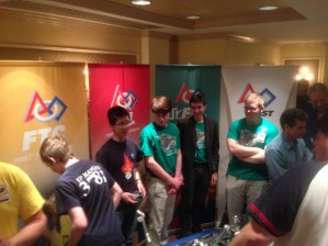 Meet and greet with Dean Kamen, inventor and founder of FIRST (For Inspiration and Recognition of Science and Technology).