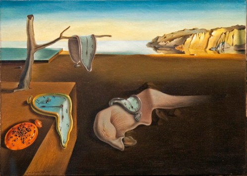CC image Salvador Dali - The Persistence of Memory courtesy of Tony Hisgett on Flickr