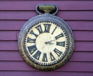 Photo Credit: Pocket Watch Clock courtesy of Sean on Flickr