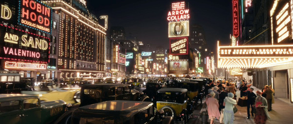 A Nova York da década de 20