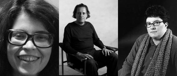 Michelliny Verunschk, Paulo Henriques Brito e Adília Lopes