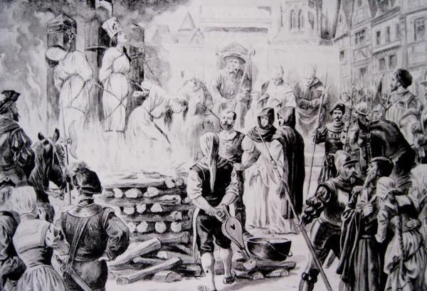 Caça às Bruxas na Idade Média