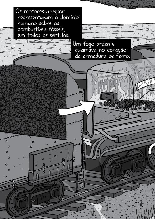 Pico do Petróleo, por Stuart McMillen #014
