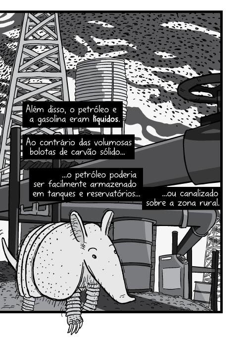 Pico do Petróleo, por Stuart McMillen #027