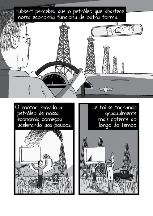 Pico do Petróleo, por Stuart McMillen #054