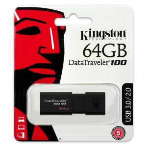 Memoria Kingston USB 64 GB
