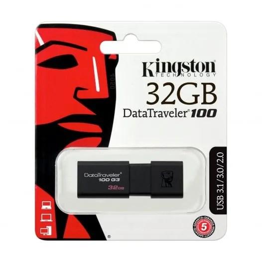 Memoria Kingston USB 32 GB